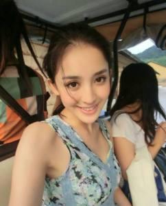 Li ying Zhi wajah asli