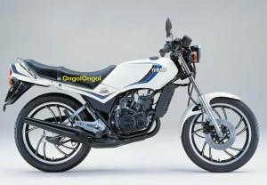 Yamaha RZ 125
