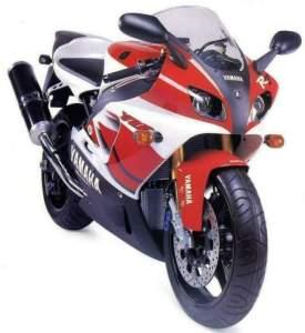 Yamaha R7  4