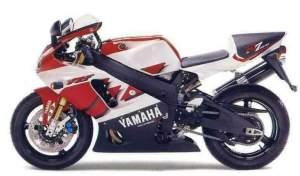 Yamaha R7  6