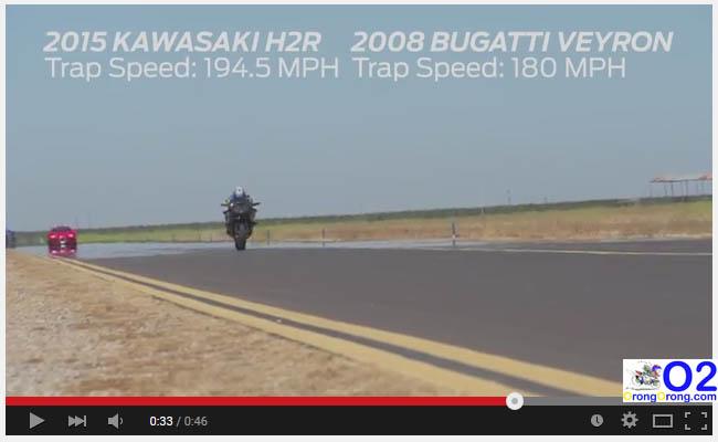 kawasaki ninja h2r vs bugatti – idea di immagine auto