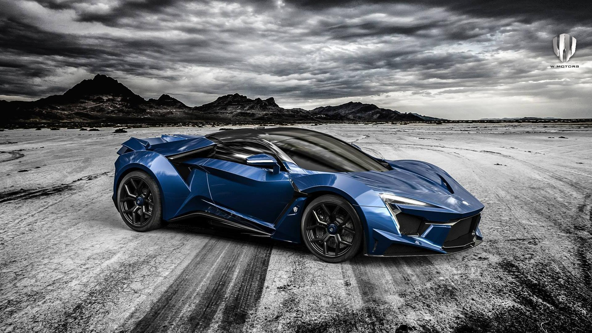 Galery Supercar Fenyr Supersport Ongolongol Com