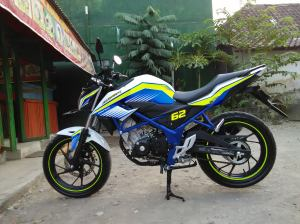 modifikasi honda cb150r 1