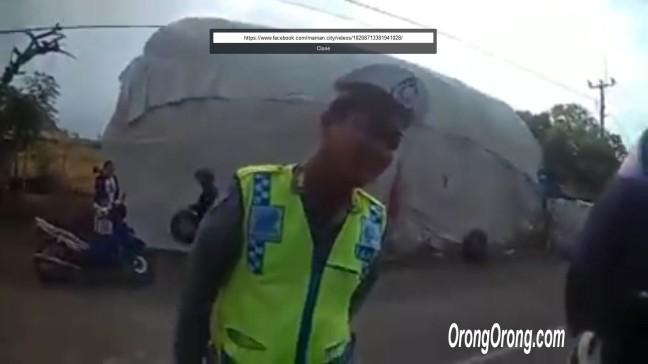 aman dari razia polisi