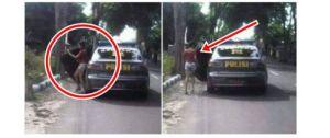 foto-mobil-polisi-turunkan-gadis-seksi-di-jalan-sepi-hebohkan-netizen