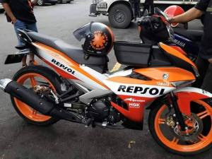 yamaha mx king repsol
