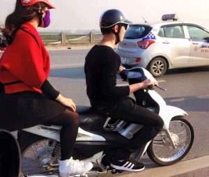 biker non muhrim