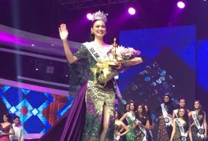 kezia warouw putri indonesia 2016