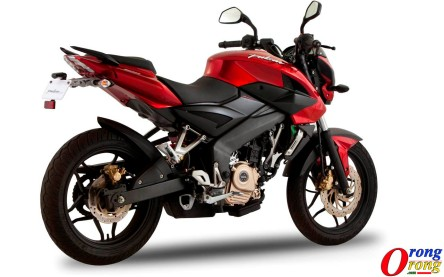 Bajaj new pulsar 200Ns