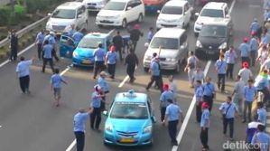 demo sopir taksi 1