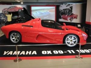 mobil yamaha 1
