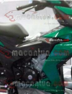 Honda supra X150R 1