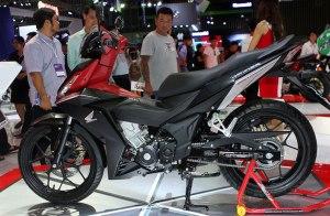 Honda Supra X150R Supra GTR150