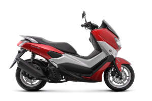yamaha nmax 160 abs red