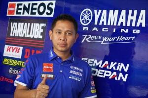 Wahyu Rusmayadi, Manajer Tim Yamaha Racing Indonsia (YRI)