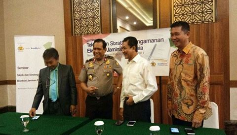 seminar pihak kepolisian soal fidusia