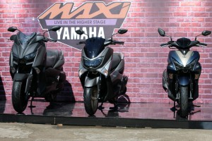 MAXI Yamaha Live In The Higher Stage