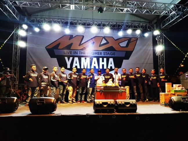 #MAXIYAMAHADAY di Banjarbaru Kalimantan Selatan