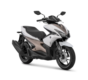 Yamaha Aerox 155VVA - S Version White 2018