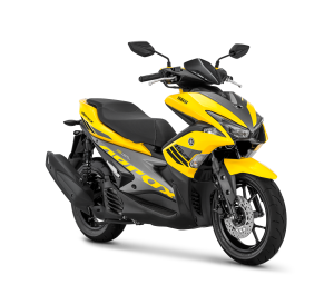 Yamaha Aerox 155VVA Yellow 2018
